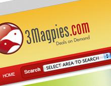 3Magpies.com Website