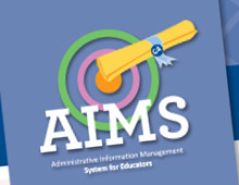 AIMS System for Teachers Website