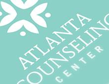 Atlanta Counseling Center Logo & Business Card