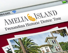 Amelia Island Mobile Application