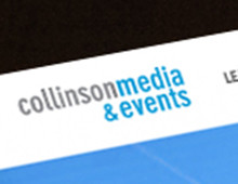 Collinson Media & Events Website