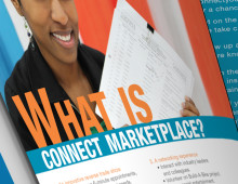Connect Marketplace Conference Collateral