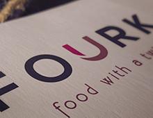 Fourk Restaurant Logo