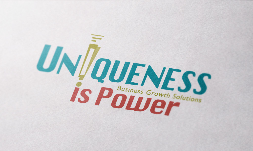 UniquenessisPowerLogo