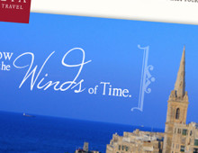 Malta Luxury Travel Website