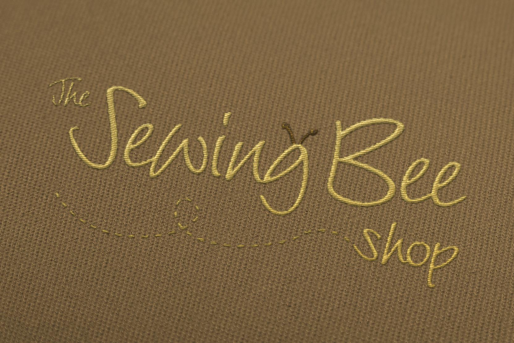 SewingBeeShopLogo