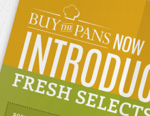 Buy The Pans Fresh Selects Meals